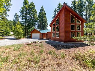 3-for-2 Spring, Awesome Cabin Nr Suncadia, Covered Patio, Wood Fireplace, Cle Elum