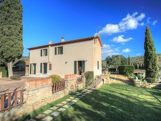 3 bedroom Villa in Marsiliana, Tuscany, Italy : ref 2269665