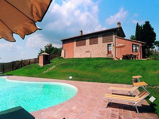 3 bedroom Villa in Certaldo, Tuscany, Italy : ref 5477614