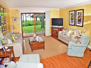 51 Ocean Club - 2 bedroom OCEAN FRONT villa, Hilton Head