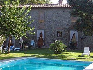 5 bedroom Villa in Camucia-Monsigliolo, Tuscany, Italy : ref 5477757