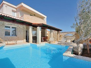 4 bedroom Villa in Pag-Povljana, Island Of Pag, Croatia : ref 2278384