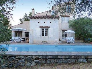 4 bedroom Villa in Saint Cezaire sur Siagne, Alpes Maritimes, France : ref