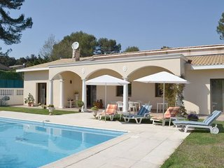 4 bedroom Villa in Roquefort les Pins, Alpes Maritimes, France : ref 2279576