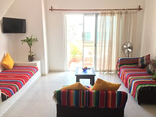 2 Bedroom Condo Apart, Centro, Beach