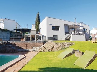 3 bedroom Villa in Santa Susanna, Costa De Barcelona, Spain : ref 2280771