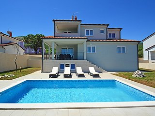 4 bedroom Villa in Labin, Istria, Croatia : ref 2283391, Ravni