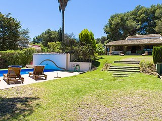 4 bedroom Villa in Javea, Costa Blanca, Spain : ref 2283706, Teulada