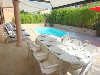 2 bedroom Villa in Cogolin, Cote d Azur, France : ref 2284566
