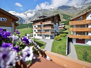 3 bedroom Apartment in Saas Fee, Valais, Switzerland : ref 2284723, Saas-Fee