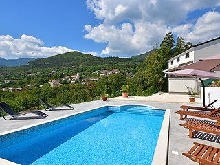 4 bedroom Villa in Opatija Icici, Kvarner, Croatia : ref 2284882