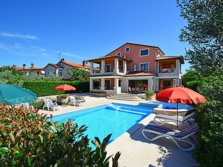 4 bedroom Villa in Buje Plovanija, Istria, Croatia : ref 2284961