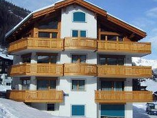 3 bedroom Apartment in Saas Fee, Valais, Switzerland : ref 2285356