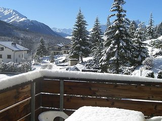 2 bedroom Apartment in Lenzerheide, Canton Grisons, Switzerland : ref 5033692