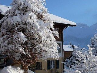 3 bedroom Apartment in Adelboden, Bernese Oberland, Switzerland : ref 2285821