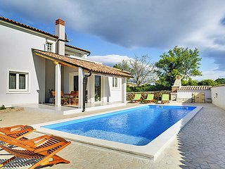 3 bedroom Villa in Mutvoran, Istria, Croatia : ref 5083594