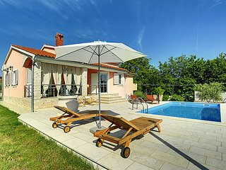 4 bedroom Villa in Pula Marcana, Istria, Croatia : ref 2286895