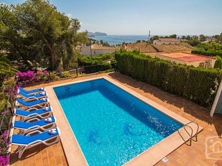 6 bedroom Villa in Benissa, Costa Blanca, Spain : ref 2287046