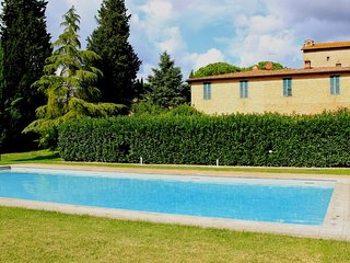 3 bedroom Villa in Siena, Siena and surroundings, Tuscany, Italy : ref 2293912, Taverne d'Arbia
