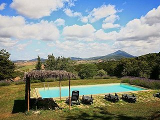 6 bedroom Villa in San Casciano dei Bagni, Val d Orcia, Tuscany, Italy : ref