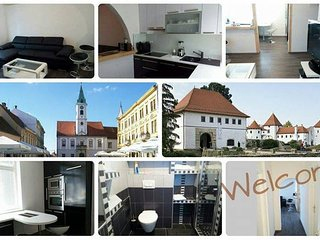 Modern apartment in the town center, Varazdin