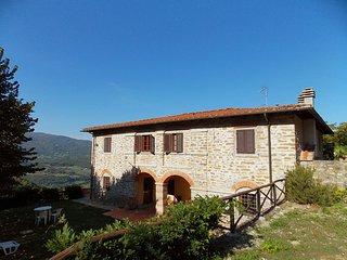 6 bedroom Villa in Dicomano, Mugello, Florentine Hills, Italy : ref 2294101