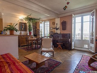 Paris Centre. 3/4 pieces. 70m2. balcon