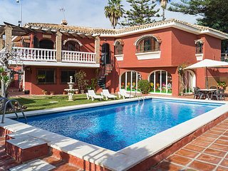 4 bedroom Villa in Chilches, Costa Del Sol, Spain : ref 2294960