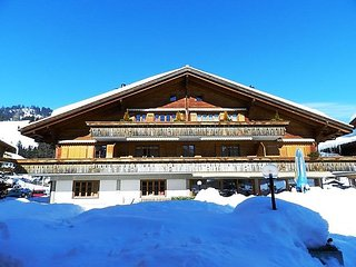 3 bedroom Apartment in Saanenmoser, Bernese Oberland, Switzerland : ref 2295850