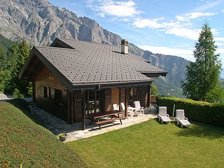 4 bedroom Villa in Ovronnaz, Valais, Switzerland : ref 2296546