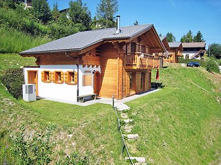 4 bedroom Villa in La Tzoumaz, Valais, Switzerland : ref 2296567