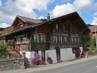3 bedroom Apartment in Saanenmoser, Bernese Oberland, Switzerland : ref 2297039