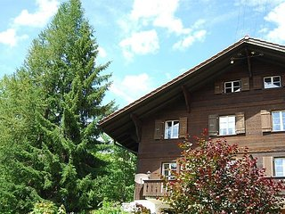 3 bedroom Apartment in Saanenmoser, Bernese Oberland, Switzerland : ref 2297043