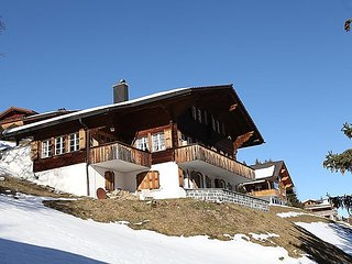 4 bedroom Apartment in Schonried, Bernese Oberland, Switzerland : ref 2297048