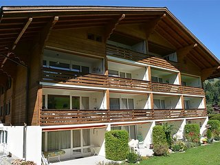 1 bedroom Apartment in Gstaad, Bernese Oberland, Switzerland : ref 2297118