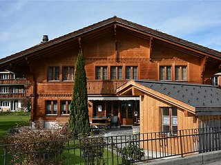 3 bedroom Apartment in Gstaad, Bernese Oberland, Switzerland : ref 2297106
