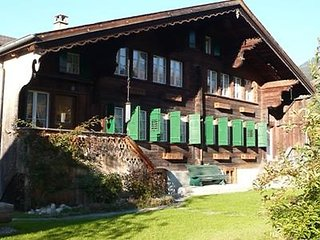 3 bedroom Apartment in Gstaad, Bernese Oberland, Switzerland : ref 2297116