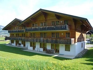 3 bedroom Apartment in Gstaad, Bernese Oberland, Switzerland : ref 2297129