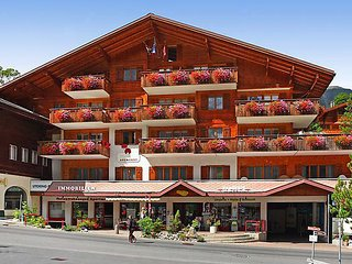 3 bedroom Apartment in Grindelwald, Bernese Oberland, Switzerland : ref 2297223