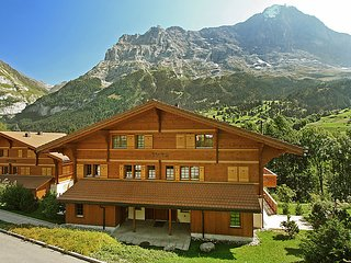 3 bedroom Apartment in Grindelwald, Bernese Oberland, Switzerland : ref 2297228