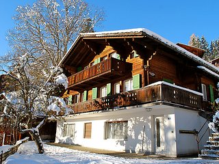 4 bedroom Villa in Grindelwald, Bern, Switzerland : ref 5031413