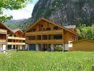 3 bedroom Apartment in Lauterbrunnen, Bernese Oberland, Switzerland : ref 2297324