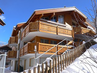 2 bedroom Apartment in Zermatt, Valais, Switzerland : ref 2297403