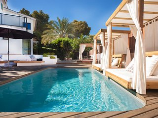 A perfect family holiday villa in Portals Nous