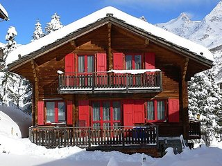 5 bedroom Apartment in Saas Fee, Valais, Switzerland : ref 2298866, Saas-Fee