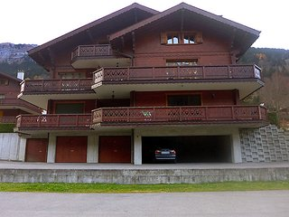 2 bedroom Apartment in Champery, Valais, Switzerland : ref 2298976