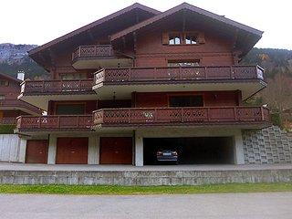 2 bedroom Apartment in Champery, Valais, Switzerland : ref 2298976