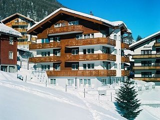 2 bedroom Apartment in Saas Fee, Valais, Switzerland : ref 2299326, Saas-Fee