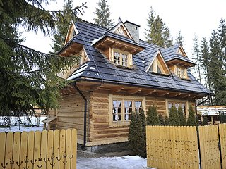 5 bedroom Villa in Zakopane, Tatras, Poland : ref 2300215