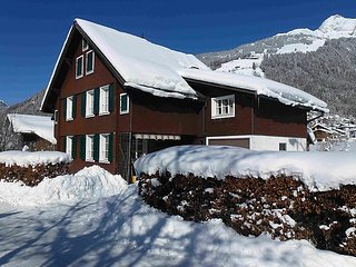 4 bedroom Apartment in Engelberg, Central Switzerland, Switzerland : ref 2300623